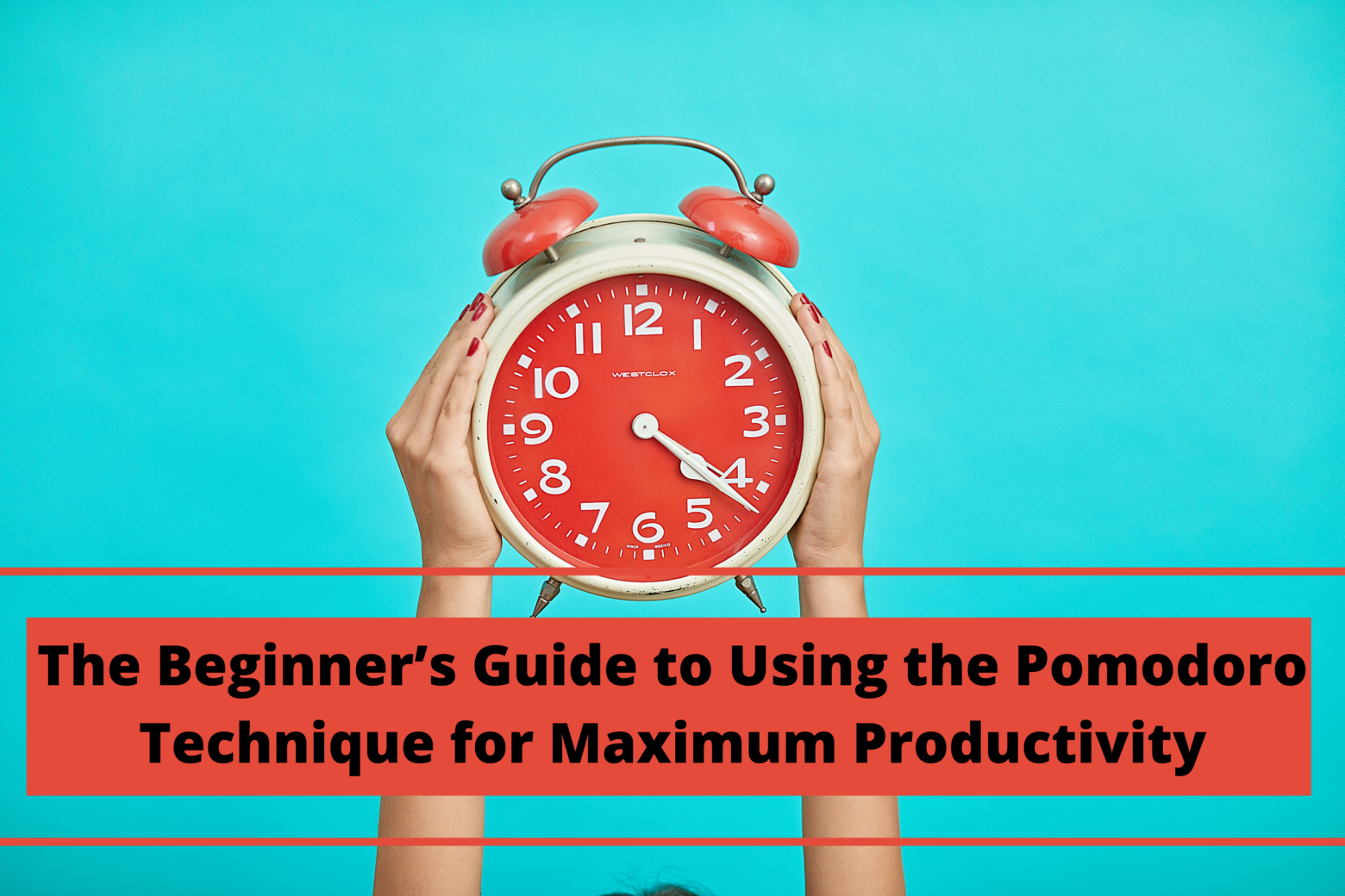 The Beginner's Guide to Using the Pomodoro Technique for Maximum Productivity