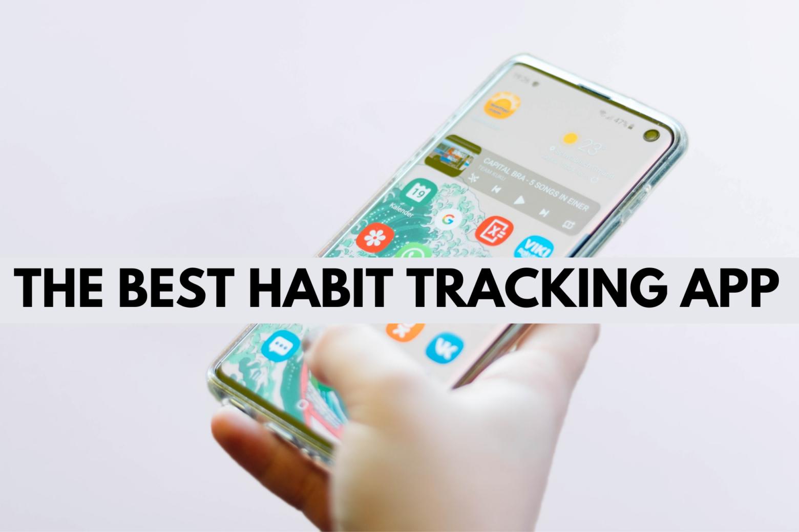 What is the Best Habit TrackingApp
